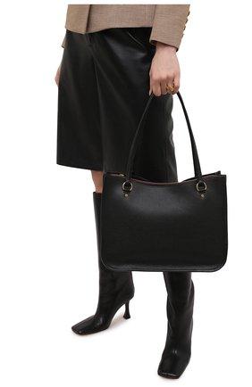 Женский сумка tyler COACH черного цвета, арт. C2273   Фото 2