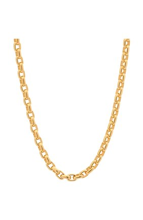 Женское колье BOTTEGA VENETA золотого цвета, арт. 649230/VAHU0   Фото 2