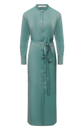 Женское платье из вискозы TELA бирюзового цвета, арт. 01 0158 01 0013 | Фото 1