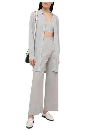 Женские брюки TELA серого цвета, арт. 01 9971 14 0001 | Фото 2