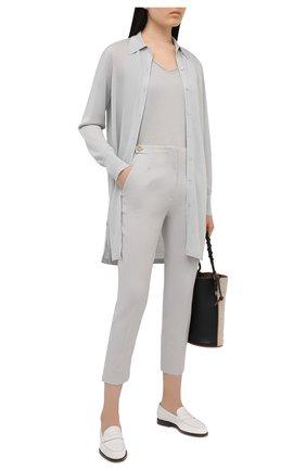 Женские брюки TELA серого цвета, арт. 01 9971 14 8018 | Фото 2
