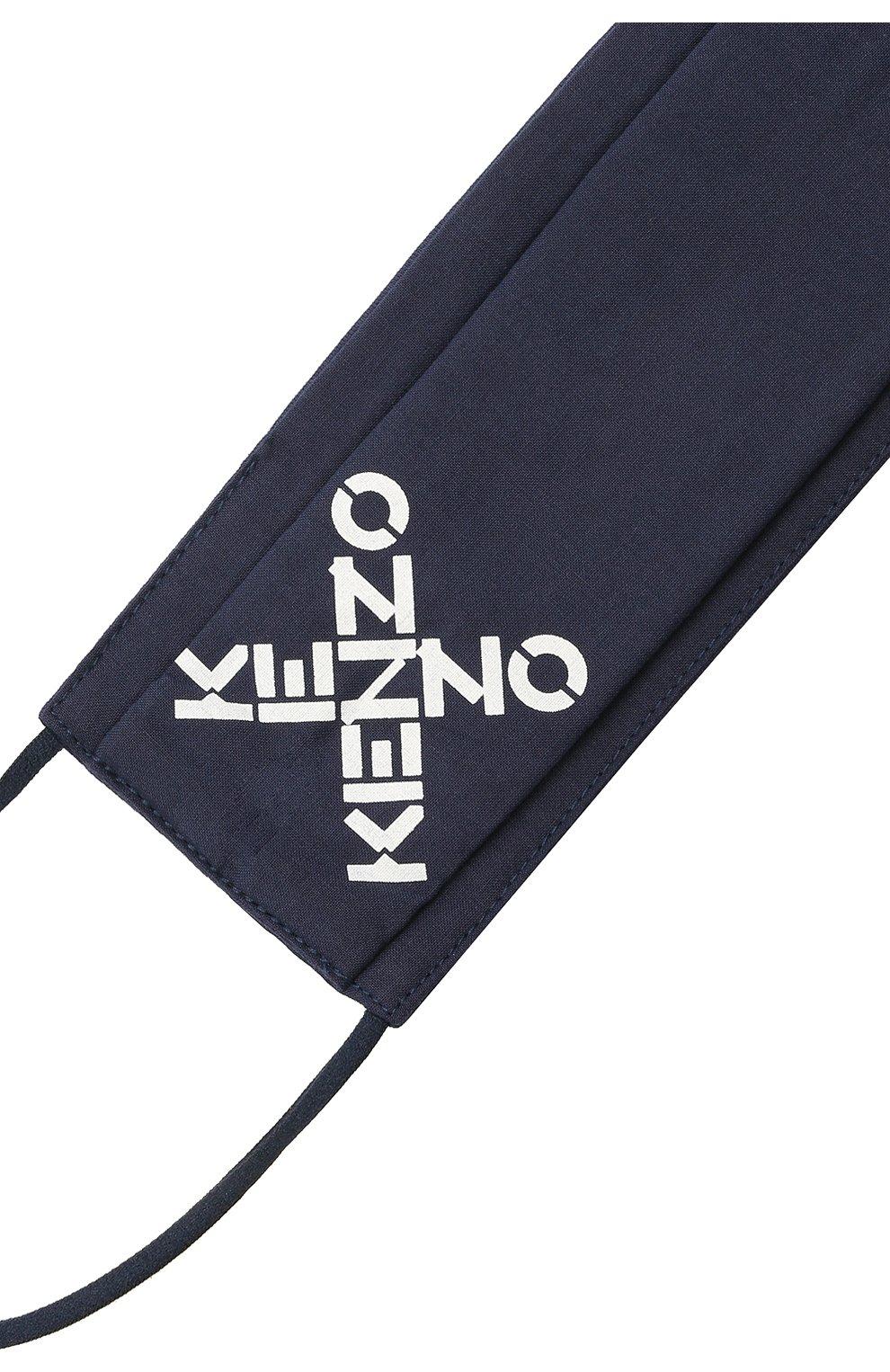 Мужская набор из трех масок для лица kenzo sport KENZO разноцветного цвета, арт. FA68MK221SCB | Фото 5 (Материал: Текстиль; Мужское Кросс-КТ: Маска)