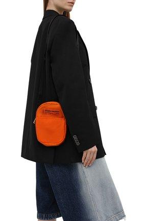 Женская сумка HERON PRESTON оранжевого цвета, арт. HWNQ001R21FAB0012200   Фото 2