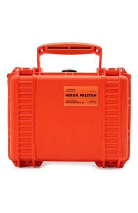 Женская сумка HERON PRESTON оранжевого цвета, арт. HWNN001R21PLA0012222   Фото 1