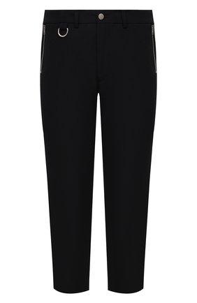 Мужские брюки ANDREA YA'AQOV черного цвета, арт. 21MFAB29 | Фото 1