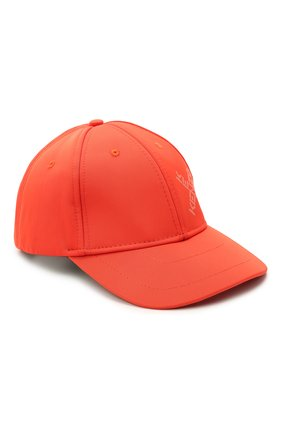 Мужской бейсболка kenzo sport KENZO оранжевого цвета, арт. FA65AC221F21 | Фото 1 (Материал: Текстиль, Синтетический материал)