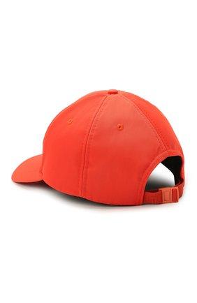 Мужской бейсболка kenzo sport KENZO оранжевого цвета, арт. FA65AC221F21 | Фото 2 (Материал: Текстиль, Синтетический материал)