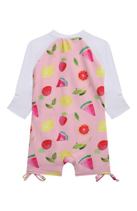 Детского комбинезон для плавания SNAPPER ROCK розового цвета, арт. G70808L | Фото 2
