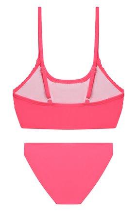 Детского раздельный купальник SNAPPER ROCK розового цвета, арт. G15108   Фото 2