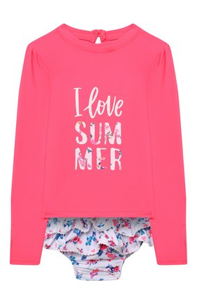 Детского комплект для плавания SNAPPER ROCK розового цвета, арт. G52010L | Фото 1