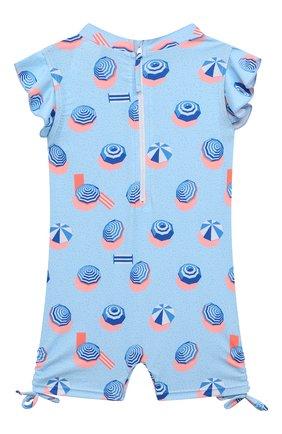 Детского комбинезон для плавания SNAPPER ROCK голубого цвета, арт. G70810S | Фото 2