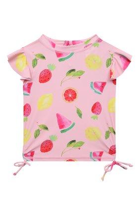Детского комплект для плавания SNAPPER ROCK розового цвета, арт. G50022 | Фото 2