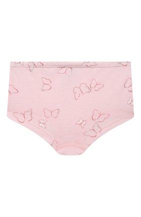 Детские трусы-слипы SANETTA светло-розового цвета, арт. 335200. | Фото 2