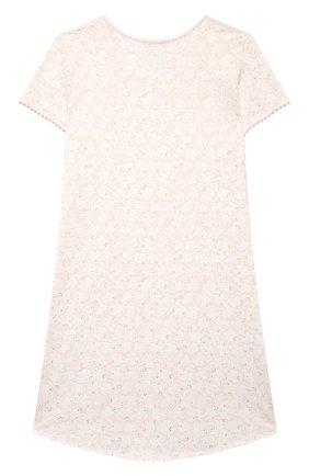 Детская сорочка SANETTA белого цвета, арт. 244950. | Фото 2