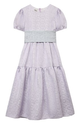 Детское платье DESIGNERS CAT сиреневого цвета, арт. 100000K01000740/10A-12A | Фото 1