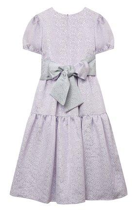 Детское платье DESIGNERS CAT сиреневого цвета, арт. 100000K01000740/10A-12A | Фото 2