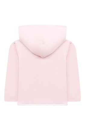 Детский комплект из толстовки и брюк MONCLER светло-розового цвета, арт. G1-951-8M752-10-899AR | Фото 3