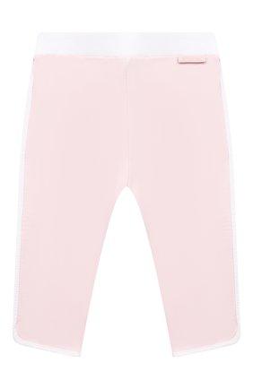 Детский комплект из толстовки и брюк MONCLER светло-розового цвета, арт. G1-951-8M752-10-899AR | Фото 5