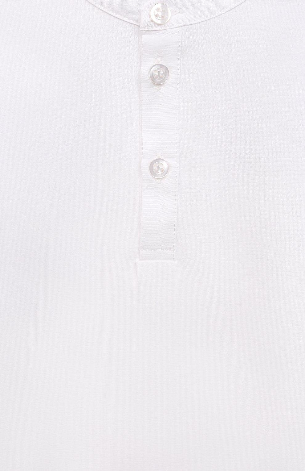 Детский комплект из четырех предметов ALETTA голубого цвета, арт. SET15A5/4A-8A | Фото 2