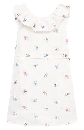 Детское платье PAADE MODE белого цвета, арт. 21210681/4Y-8Y | Фото 2