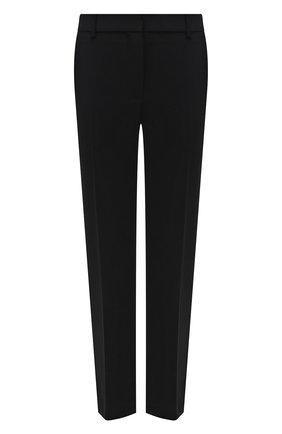 Женские брюки из вискозы THE ROW черного цвета, арт. 5628W1925   Фото 1