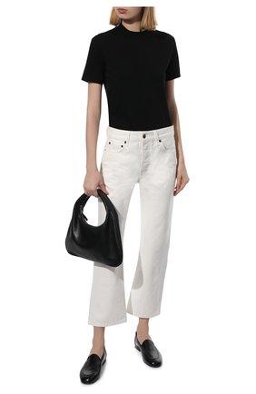 Женские джинсы THE ROW белого цвета, арт. 5660W1493 | Фото 2