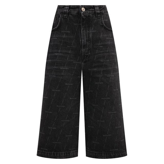 Джинсовые шорты Balenciaga