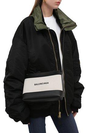 Женская сумка navy BALENCIAGA черного цвета, арт. 639497/2HH2N | Фото 2