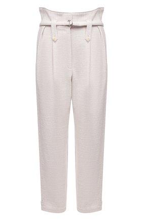 Женские брюки IRO кремвого цвета, арт. WP23M0ST0 | Фото 1