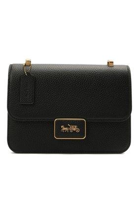 Женская сумка alie COACH черного цвета, арт. 3928   Фото 1