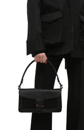 Женская сумка tabby small COACH черного цвета, арт. 5601   Фото 2