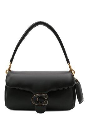 Женская сумка tabby COACH черного цвета, арт. C0772   Фото 1