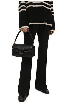 Женская сумка tabby COACH черного цвета, арт. C0772   Фото 2