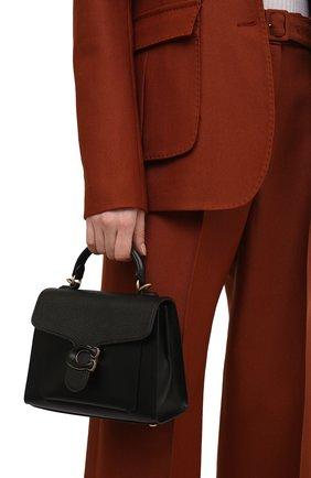 Женская сумка tabby small COACH черного цвета, арт. C0773   Фото 2