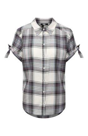 Женская рубашка из хлопка и вискозы PAIGE разноцветного цвета, арт. 4523I24-8752 | Фото 1