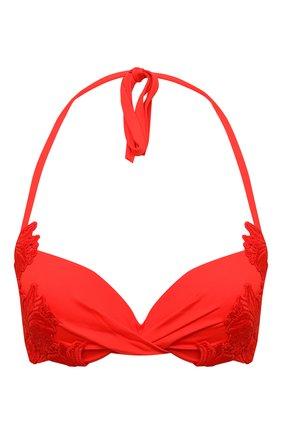 Женский бра с плотной чашкой ERMANNO SCERVINO красного цвета, арт. D384Y320BMWL | Фото 1