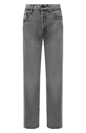 Женские джинсы MOUSSY серого цвета, арт. 025ESC11-1220 | Фото 1