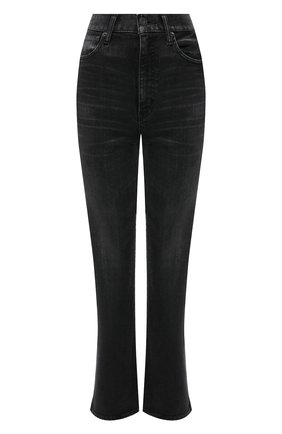 Женские джинсы MOUSSY черного цвета, арт. 025ESC12-1210 | Фото 1