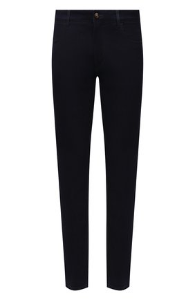 Мужские джинсы CANALI темно-синего цвета, арт. 91751/PX00816 | Фото 1