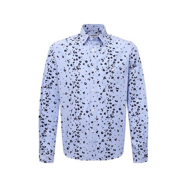 Хлопковая рубашка Kenzo
