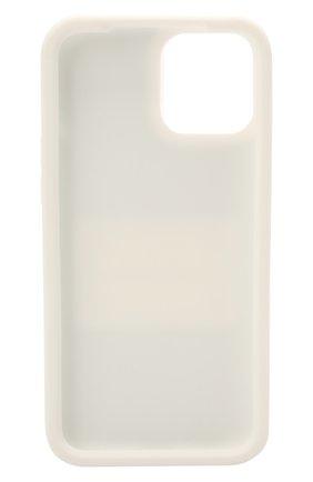 Чехол для iphone 12/12 pro DOLCE & GABBANA черно-белого цвета, арт. BP2907/A0274 | Фото 2