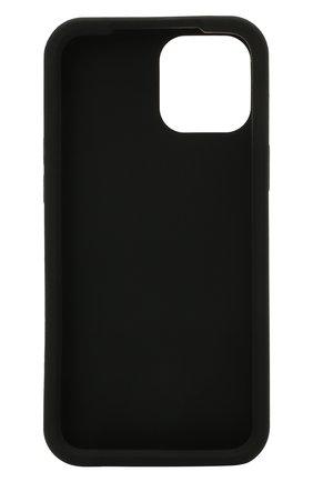 Чехол для iphone 12/12 pro DOLCE & GABBANA черно-белого цвета, арт. BP2907/A0273 | Фото 2