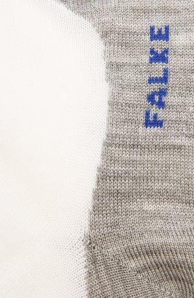 Детские носки FALKE белого цвета, арт. 10671. | Фото 2