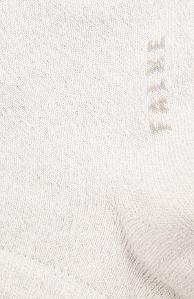 Детские носки FALKE светло-серого цвета, арт. 12154. | Фото 2