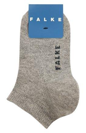 Детские носки FALKE серого цвета, арт. 12154. | Фото 1