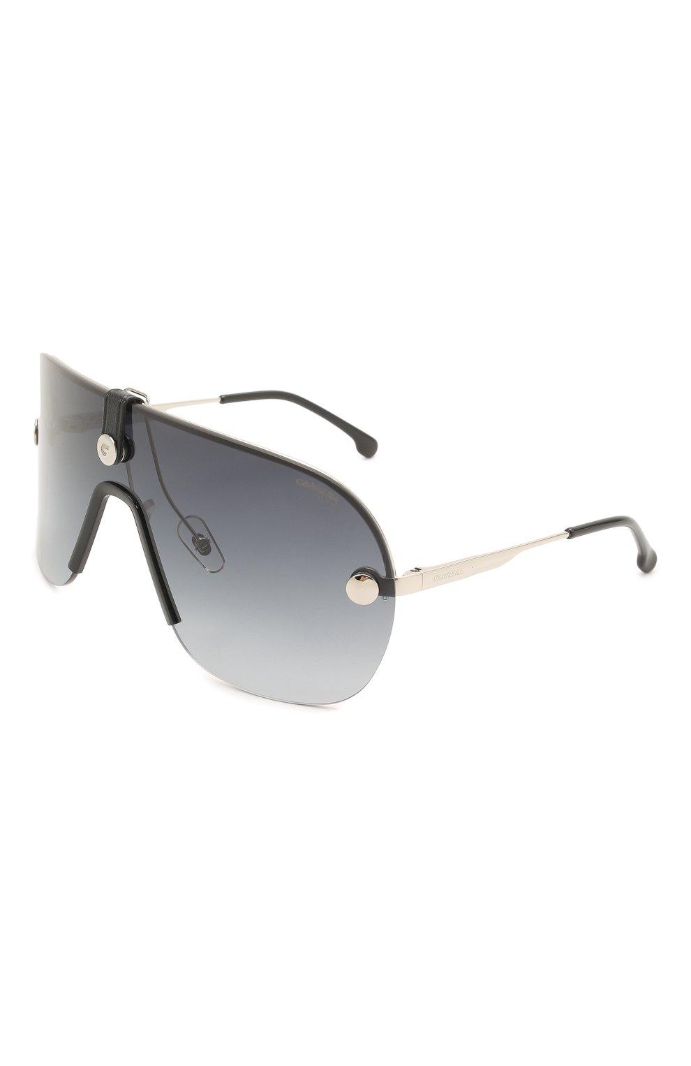 Женские солнцезащитные очки + клип CARRERA черного цвета, арт. CA EPICA II 010 | Фото 1