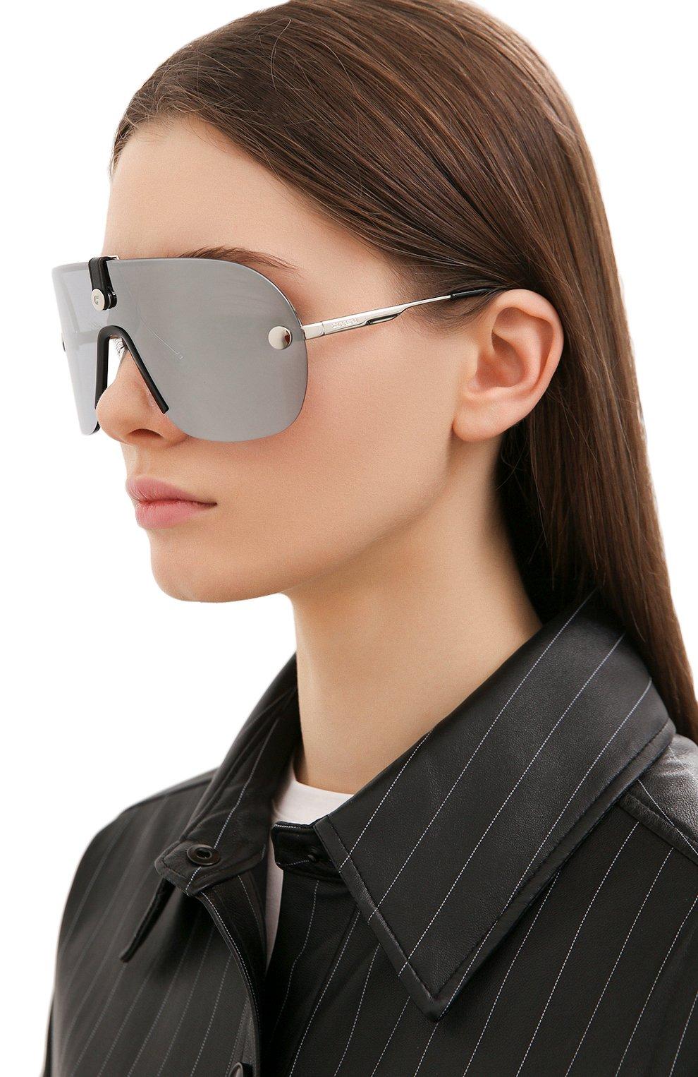 Женские солнцезащитные очки + клип CARRERA черного цвета, арт. CA EPICA II 010 | Фото 3