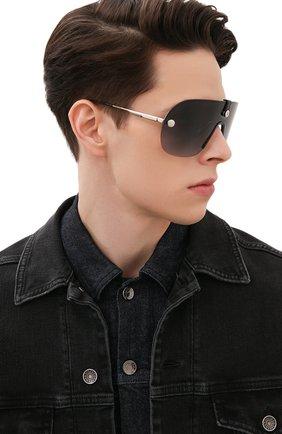 Женские солнцезащитные очки + клип CARRERA черного цвета, арт. CA EPICA II 010 | Фото 4
