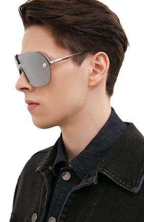 Женские солнцезащитные очки + клип CARRERA черного цвета, арт. CA EPICA II 010 | Фото 5