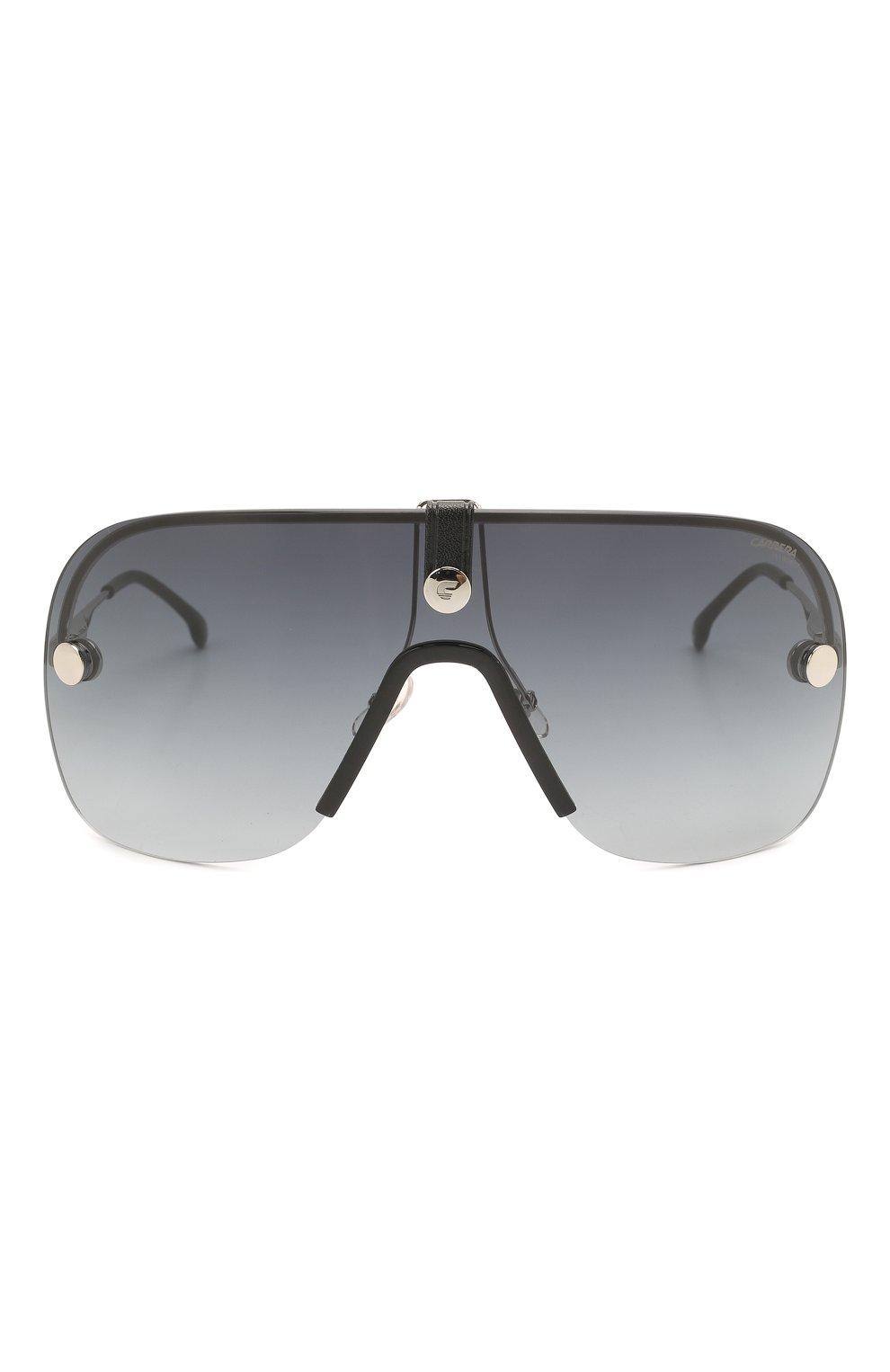 Женские солнцезащитные очки + клип CARRERA черного цвета, арт. CA EPICA II 010 | Фото 6